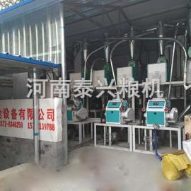 河南泰兴面粉机面粉加工成套设备
