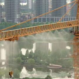 工地砂石厂用塔吊喷淋喷雾降尘喷雾除尘