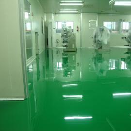 水性环氧砂浆地坪
