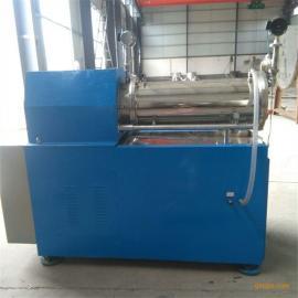 30L卧式砂磨机不锈钢砂磨机