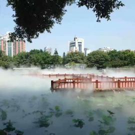 西安景观造雾设备哪家好 景区雾森系统批发
