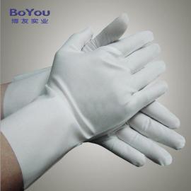 厂家批发溶着手套防静电手套一次性手指套电子厂防静电工作手套