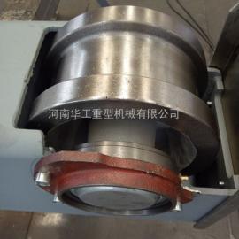 200球铁主动轮 方钢轨道小车运行轮 欧式驱动轮组