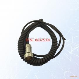 SIEMENS西门子6FX2007-1AD03带插头手轮线