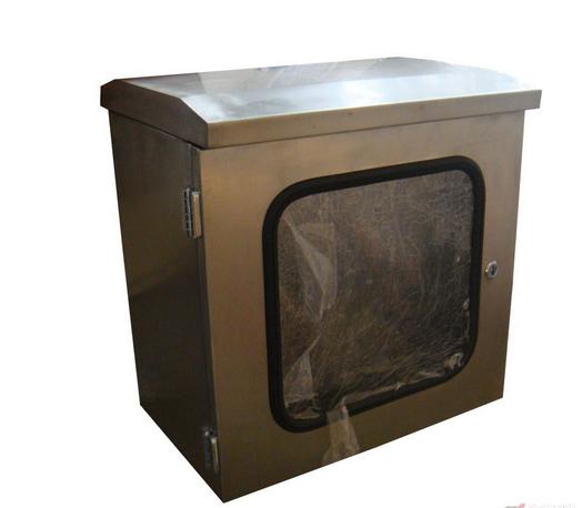 304不锈钢变送器室外保护箱可定制