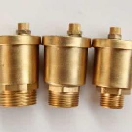 ICV黄铜自动排气阀,艾西912-1自动排气阀