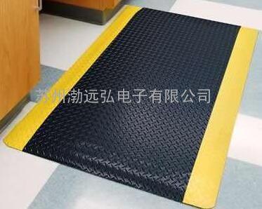 苏州耐用型钢花纹抗疲劳地垫