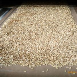 越弘50KW微波燕麦片烘焙熟化设备效果