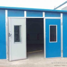 山东厂家安装环保烤漆房汽车烤漆房环保设备定做送货上门
