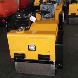 小型座驾式压路机出厂价 保证施工质量好的驾驶型振动压路机