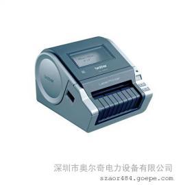兄弟电脑标签打印机QL-1060N条形码管理标签