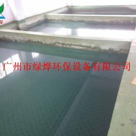 斜管填料 沉淀池斜管填料 质量有保障 绿烨供应