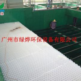 平流沉淀池斜管填料|PP斜管|六角蜂窝填料