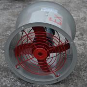 CBF-400防爆轴流风机,0.37kw纯铜电机
