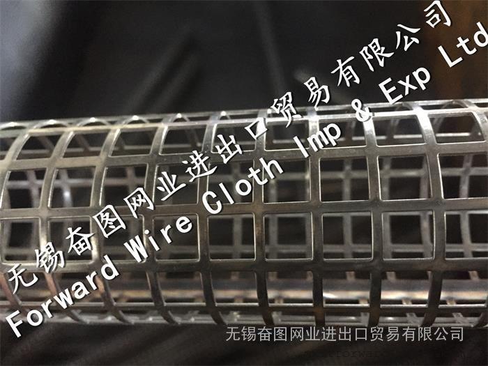 直缝冲孔管 方孔冲孔管 可定制