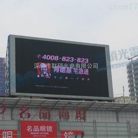 室外广告LED大屏规格型号-P6全彩LED户外显示屏价格