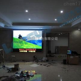 车行室内大厅P3全彩LED电子屏制作费用清单