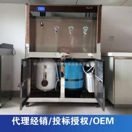 威可利WY-4H反渗透开水机|纯净水饮水机|五级过滤开水器