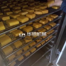 四川烟熏豆腐干机 香干烟熏机环保节能