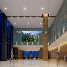 医院高清P3LED电子屏报价 室内大厅P3全彩LED显示屏