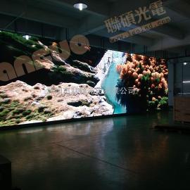 大厅P3全彩LED电子屏价格 18平方P3LED显示屏多少钱