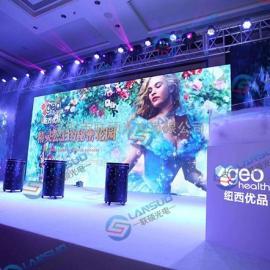 晚会舞台P3全彩LED电子大屏幕价格厂家包安装