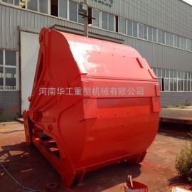 装卸机械抓斗 废钢木材抓斗 U49重型2立方抓沙抓斗