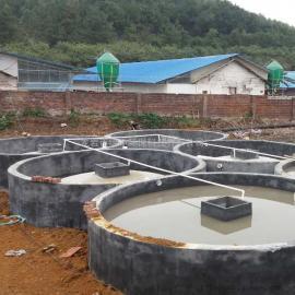 砖混/钢筋混凝土沼气池