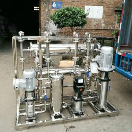 400L多级药液超滤膜/反渗透膜浓缩分离设备