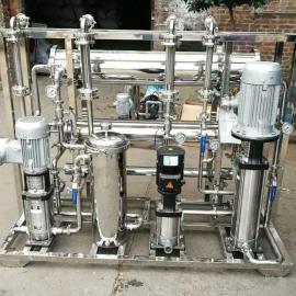 超滤膜/纳滤膜/反渗透膜浓缩分离设备