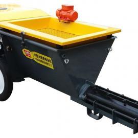 温工JP90型大排量玻化微珠砂浆喷涂机