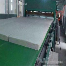 三恒保温批发 硅酸铝针刺毯耐高温硅酸铝板 硅酸铝纤维毡