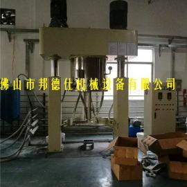 广东电子胶设备 密封胶生产设备 双行星混合搅拌机
