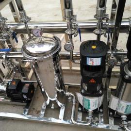 40L超滤膜+纳滤膜分子量300浓缩分离设备