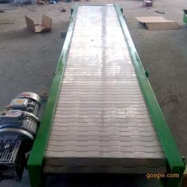 供应板式链输送带机 食品输送机 304食品级链板输送带