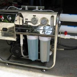 游艇专用每天1吨海水淡化机