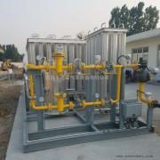 煤改气燃气锅炉专用设备-空温式气化器-LNG气化减压撬等
