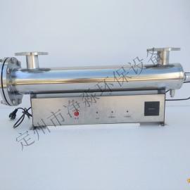 甘肃兰州手动清洗紫外线消毒器水处理设备