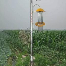 立杆式太阳能杀虫灯PJ-TSCD