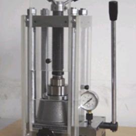 DY-24T型手动台式压片机