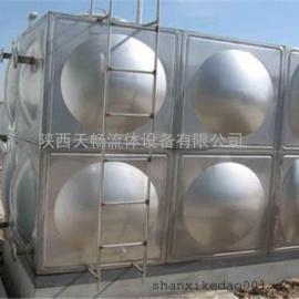 选用不锈钢材质的水箱的原因