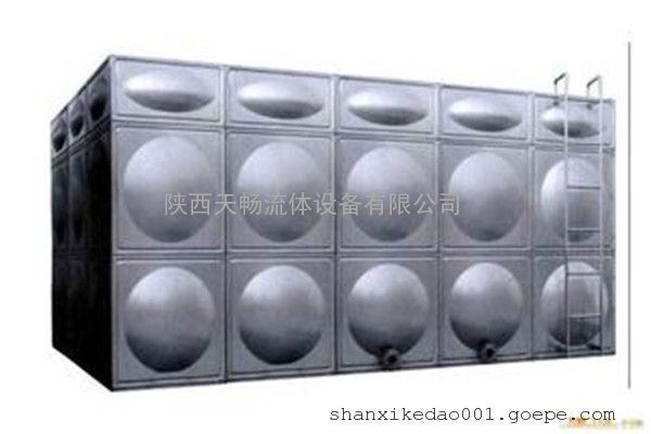 西安不锈钢拼接水箱价格