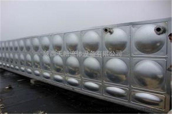 咸阳装配式水箱一体化方案