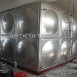 西安304生活水箱案例
