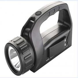 防爆电筒手提式强光巡检工作灯手摇发电探照灯带电量显示手提灯