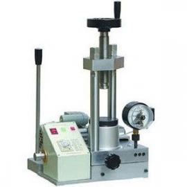 SDY-30手动电动粉末压片机