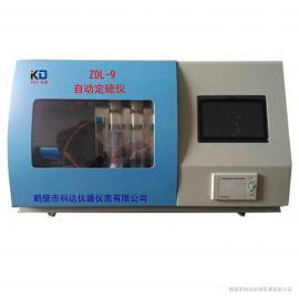 新型触控自动定硫仪,实验室优质分析仪器