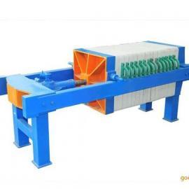 东龙供应3平方板框式压滤机 小型手动压滤机价格