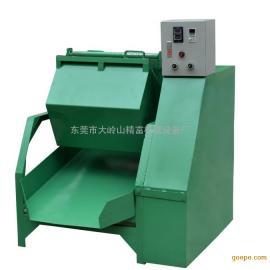 供应PU胶内衬滚筒抛光研磨机 八角滚筒研磨抛光机