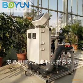 浙江温室大棚草莓专用物联网施肥机 7寸控制界面简单易操作